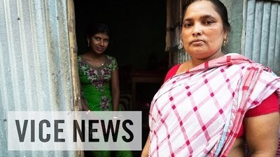 Matroana unui bordel renumit din Bangladesh
