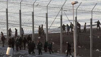 """""""El gobierno no ve personas en la frontera, ve problemas"""""""