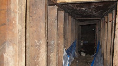 Someone Dug a Mysterious 33-Foot Tunnel Under Toronto