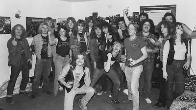 La Old Bridge Metal Militia restera à jamais le gang le plus cool de toute l'Histoire du metal