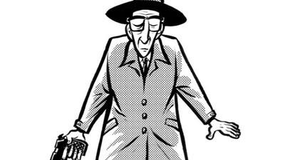 La pura puntita: 'Uncle Bill' o de cómo vivió Burroughs en México