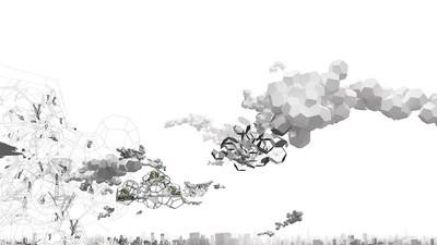 Tomás Saraceno erkundet fliegende Städte und komplexe Spinnennetze