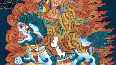 The Followers of a Wrathful Buddhist Spirit Versus the Dalai Lama