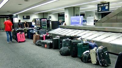 Co se děje se ztracenými zavazadly z letiště