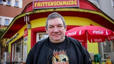 Die Kassierer werden 30 und Wolfgang Wendland vielleicht Oberbürgermeister