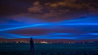Die Niederlanden haben jetzt auch ein Polarlicht