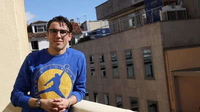 Jonathan Fabián es el campeón de España de Muay Thai al que crees que puedes vencer