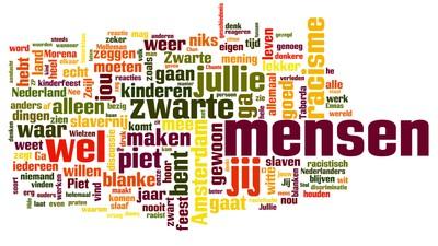 We analyseerden de eerste online Zwarte Piet-discussie van 2015