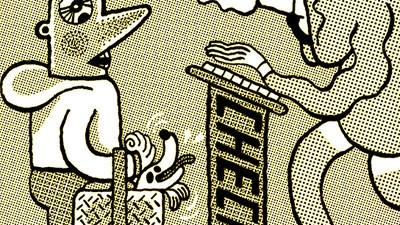 El Cachorro, un cómic de Marc M. Gustà