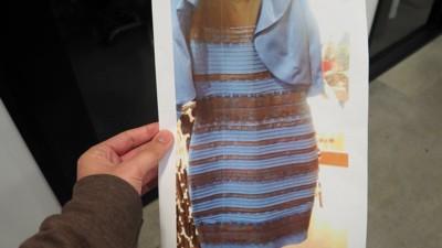 We vroegen een kleurperceptie-expert hoe het nou zit met die jurk