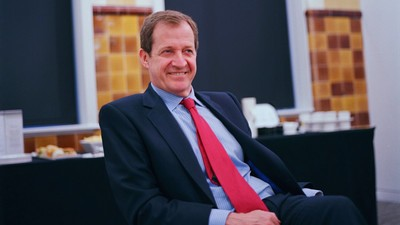 British Political Expert Alastair Campbell Explains What Makes Someone a 'Winner'