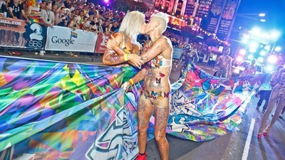 Does Sydney Mardi Gras Cater Enough to Lesbians?