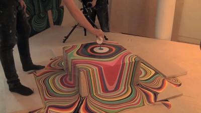 It's Art: Tropfende Farbe war wohl noch nie so faszinierend