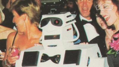 Casanova, el robot fiestero