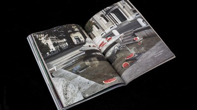 'Flaneur' Magazine Will Turn Your Street into a Print Publication