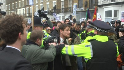 We Filmed at UKIP's Insane Party Conference