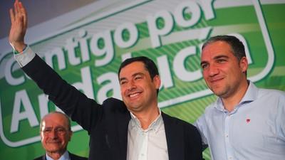 Los políticos andaluces son unos derrochadores