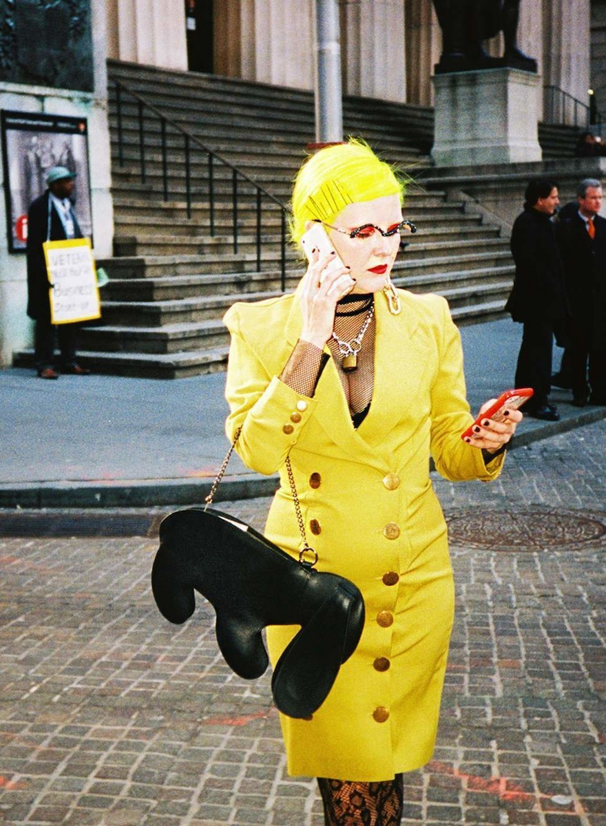 Moda: Punk paralegal