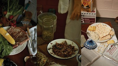 Photos of Meals Preppers Plan to Eat After the End of the World