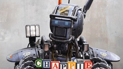 Despite Die Antwoord's Best Efforts, 'Chappie' Is a Mess