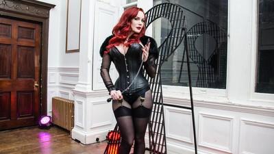 Ich war bei einer Londoner Glamour-Orgie dabei
