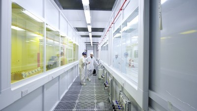 Inside Graphene City, Birthplace of a Wonder Material