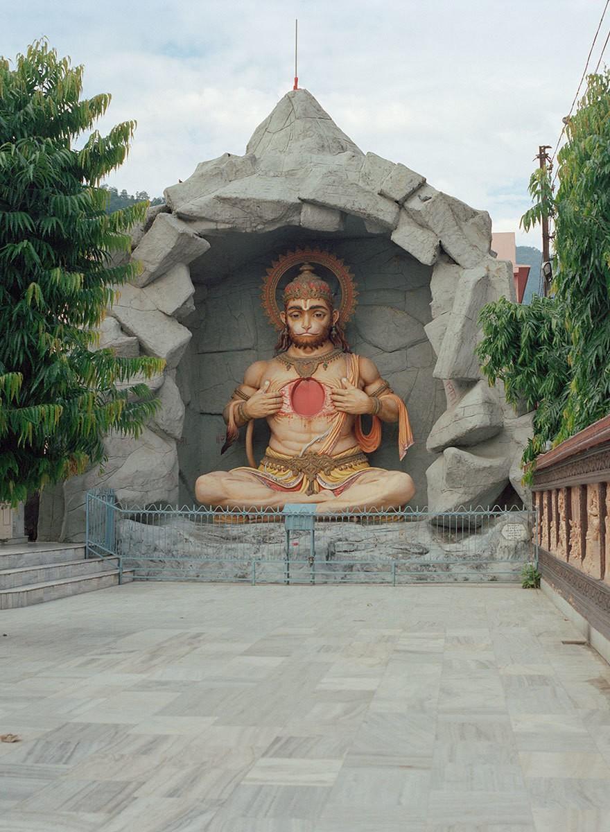 Los lugares silenciosos de India