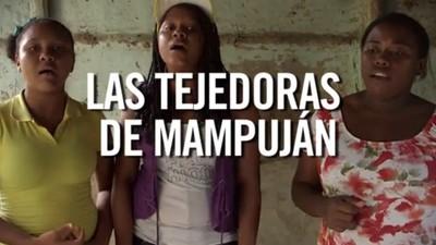 ¡Pacifista! presenta: Las tejedoras de Mampuján (completo)