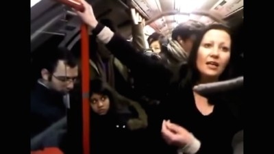 Why Do Most of Britain's Public Transport Racists Seem to Be Women?