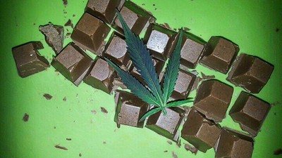 Meet the British Willy Wonka of Weed Edibles