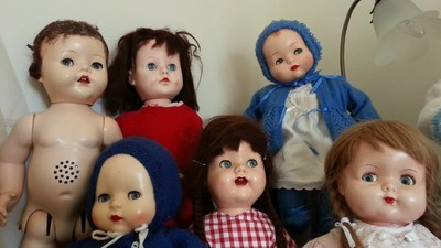 Las 'muñecas embrujadas' son un negocio lucrativo
