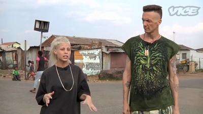 Tokoloshe: buscando al demonio sudafricano con Die Antwoord