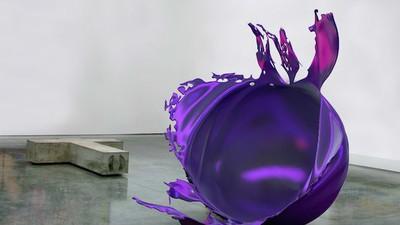 Eyal Gever druckt Emotionen in 3D