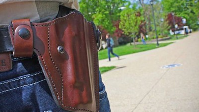 Texas Is About to Let College Students Carry Guns on Campus