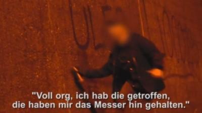 Unterwegs mit Wiens berüchtigtster Graffiti-Crew