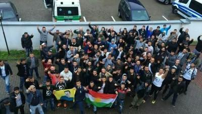 Wie eine kurdische Gang versucht, Herforder Salafisten die Stirn zu bieten