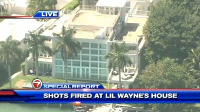 Hier ist der Notruf, wegen dem ein SWAT-Team bei Lil Wayne aufkreuzte