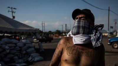 Michoacán: El lugar de nacimiento de la guerra contra el narcotráfico