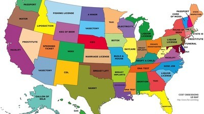 Which State's Price-Related Googling Is the Saddest?