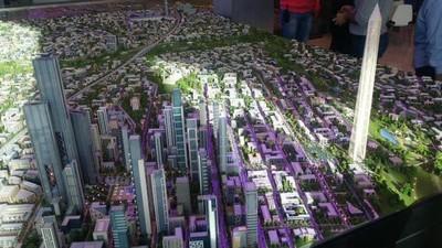 Egypte wil een nieuwe hoofdstad bouwen