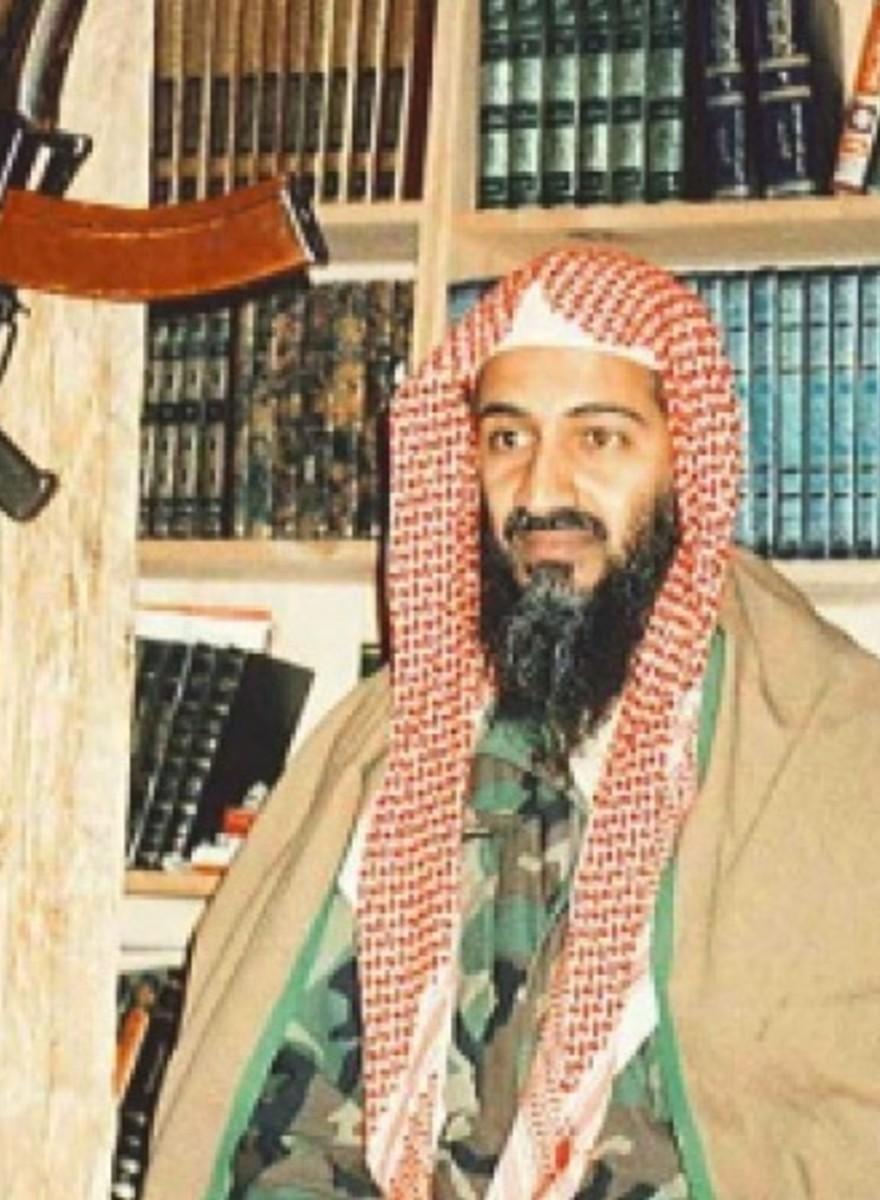 En imágenes: en casa con Osama bin Laden