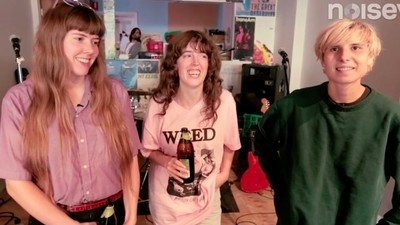 Live at Polyester Records: The Courtneys