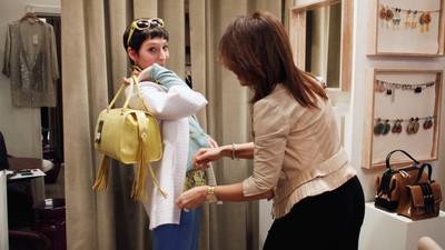 Mi sono vestita seguendo i consigli di una 'psicologa della moda' milanese
