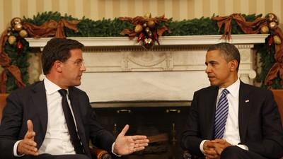 Obama ziet meer in het reguleren van wiet dan Rutte