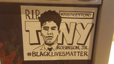Tony Robinson's Casket and the Brown Child Martyr Syndrome