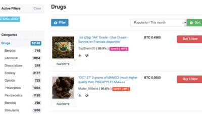 Drug Dealers and Users Just Got Swindled Out of $12 Million by the Internet's Biggest Illegal Marketplace