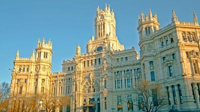 Éste es el Madrid de los faraones (y el despilfarro)