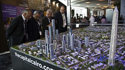 ​Is Egypt's Proposed $45 Billion Custom-Built Mega City Realistic or Completely Insane?