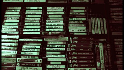 Why We Don't Recycle VHS Tapes?