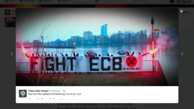 Die Nazi-Hipster von Blockupy